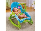 Fisher-Price Portable Newborn To Toddler Rocker