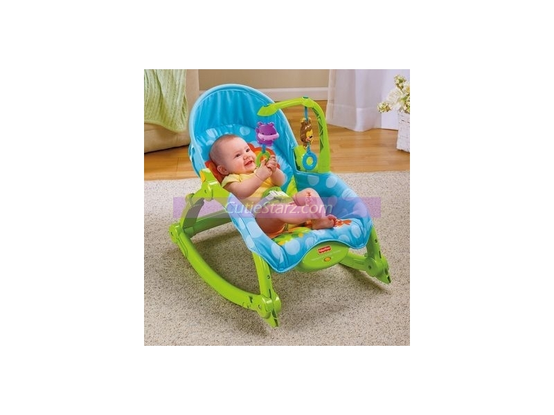 Fisher Price Portable Newborn To Toddler Rocker Quality